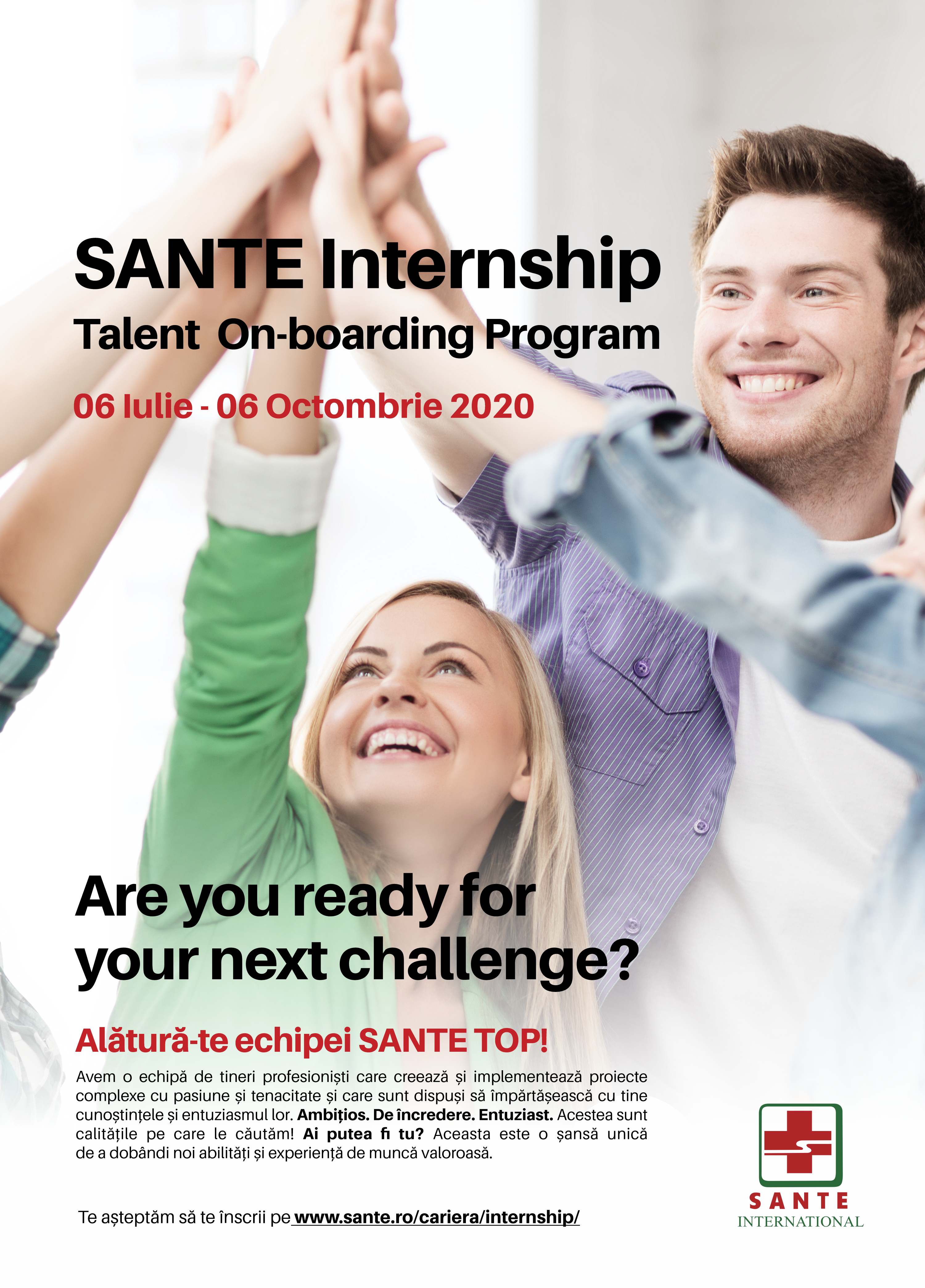 Program Internship Sante International